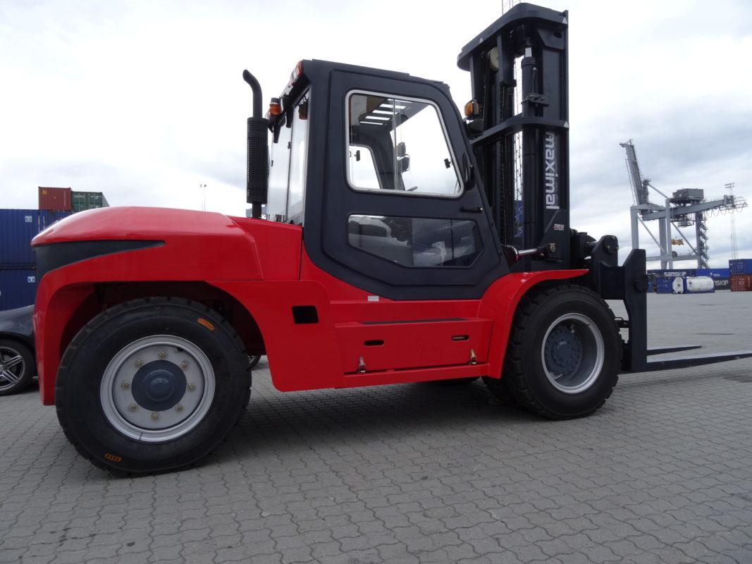 maximal dieseltruck 8-10 ton