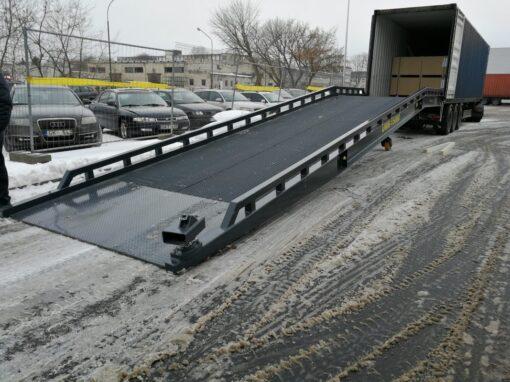 mobil truckrampe