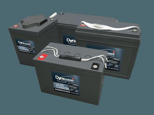 batteri for ledetruck