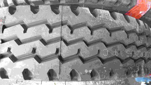 truckdekk stål